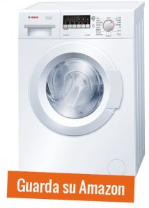 Le 3 migliori lavatrici bosch serie 4 opinioni e recensioni for Migliore lavatrice slim 2017